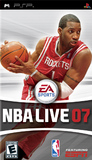 NBA Live 07 (PlayStation Portable)